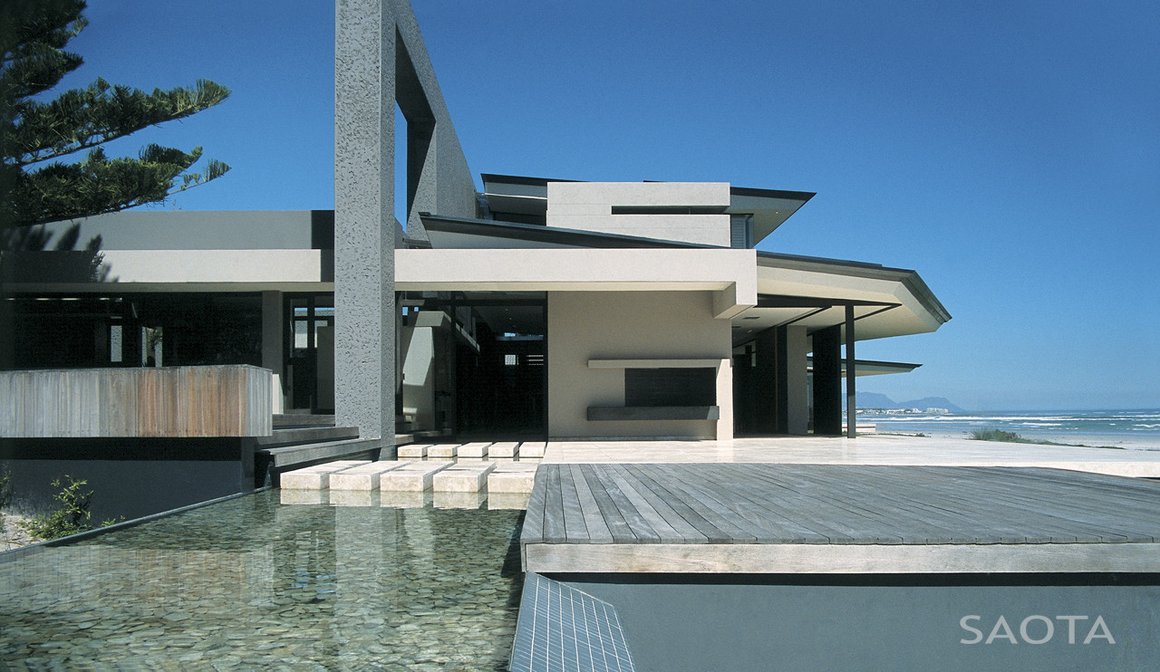 Melkbos saota stefan antoni olmesdahl truen architects for 4 1 architecture view