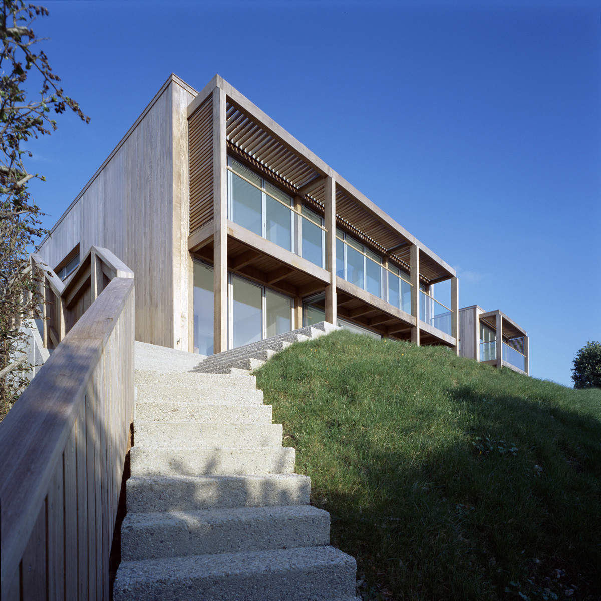 Porthtowan / Simon Conder Associates, Courtesy of Simon Conder Associates