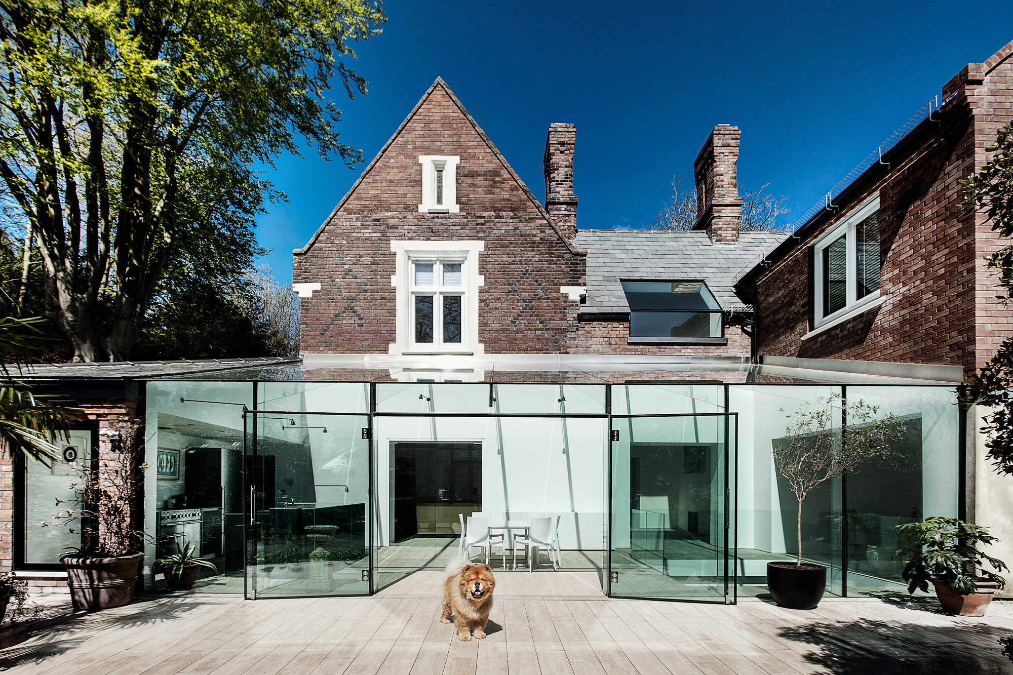 The Glass House AR Design Studio ArchDaily
