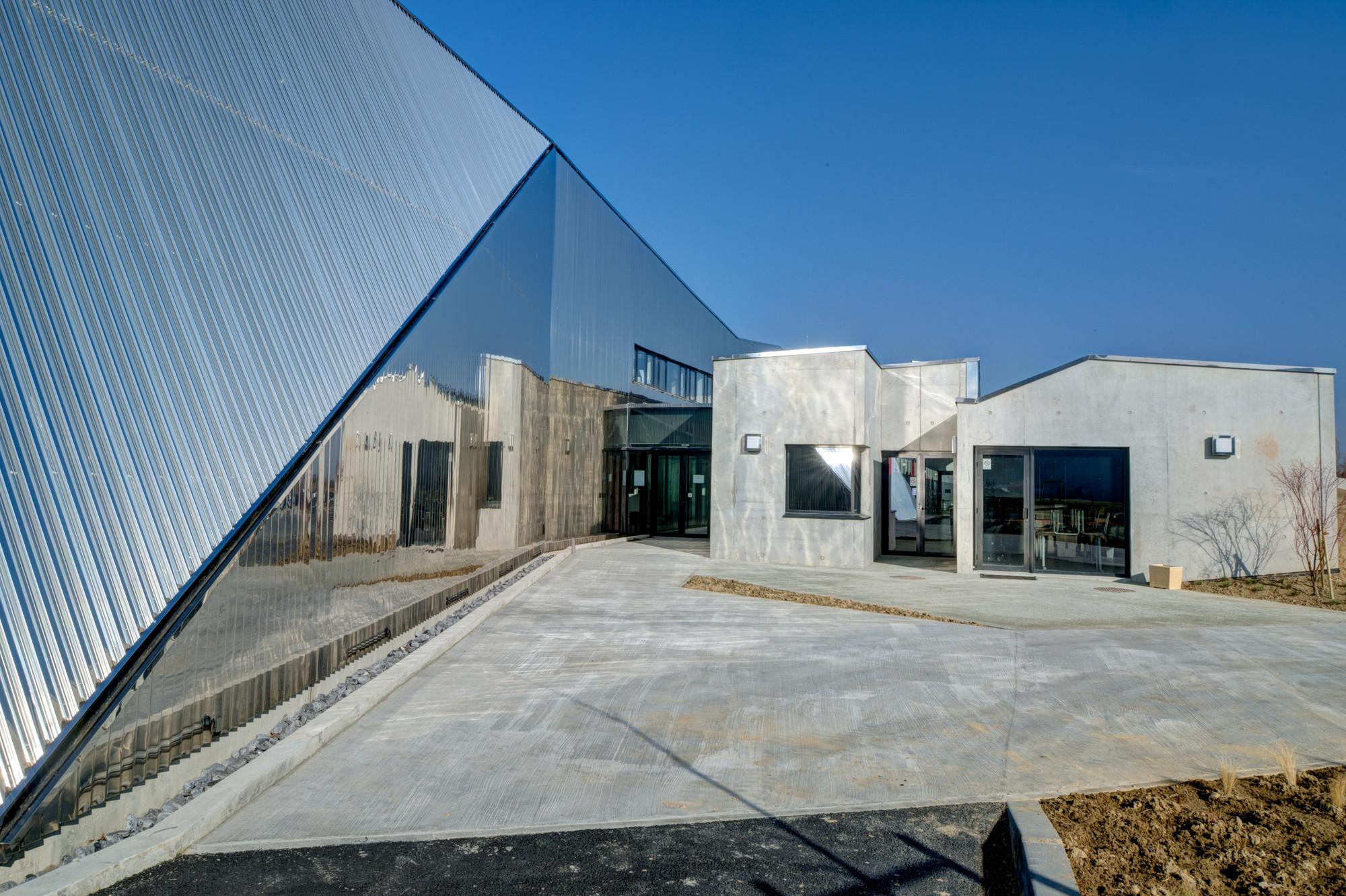 Paisajismo en Saint-Barthélémy d'Anjou / Atelier Arcau