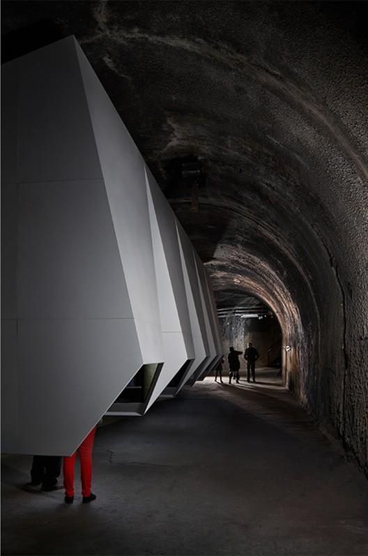 C-Mine Expeditie  / NU architectuuratelier, © Stijn Bollaert