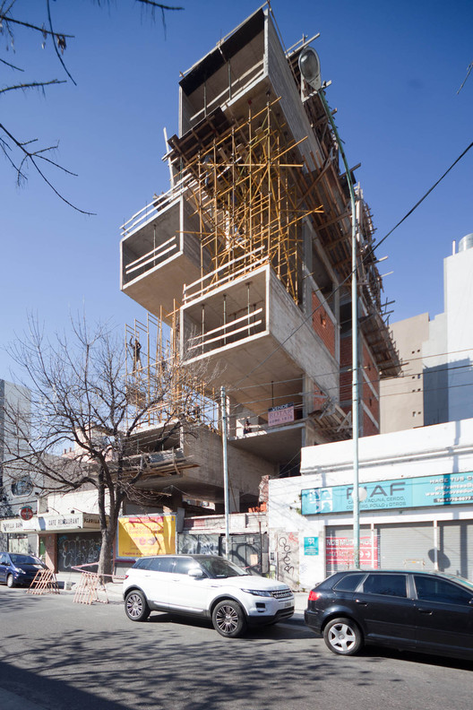 Under Construction: Dorrego 1711 Building / Dieguez Fridman, © Dieguez Fridman