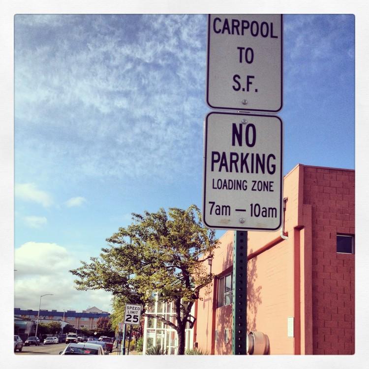 """""""Carpooling"""", uma alternativa ao congestionamento, © Fernando Reyes Torres"""