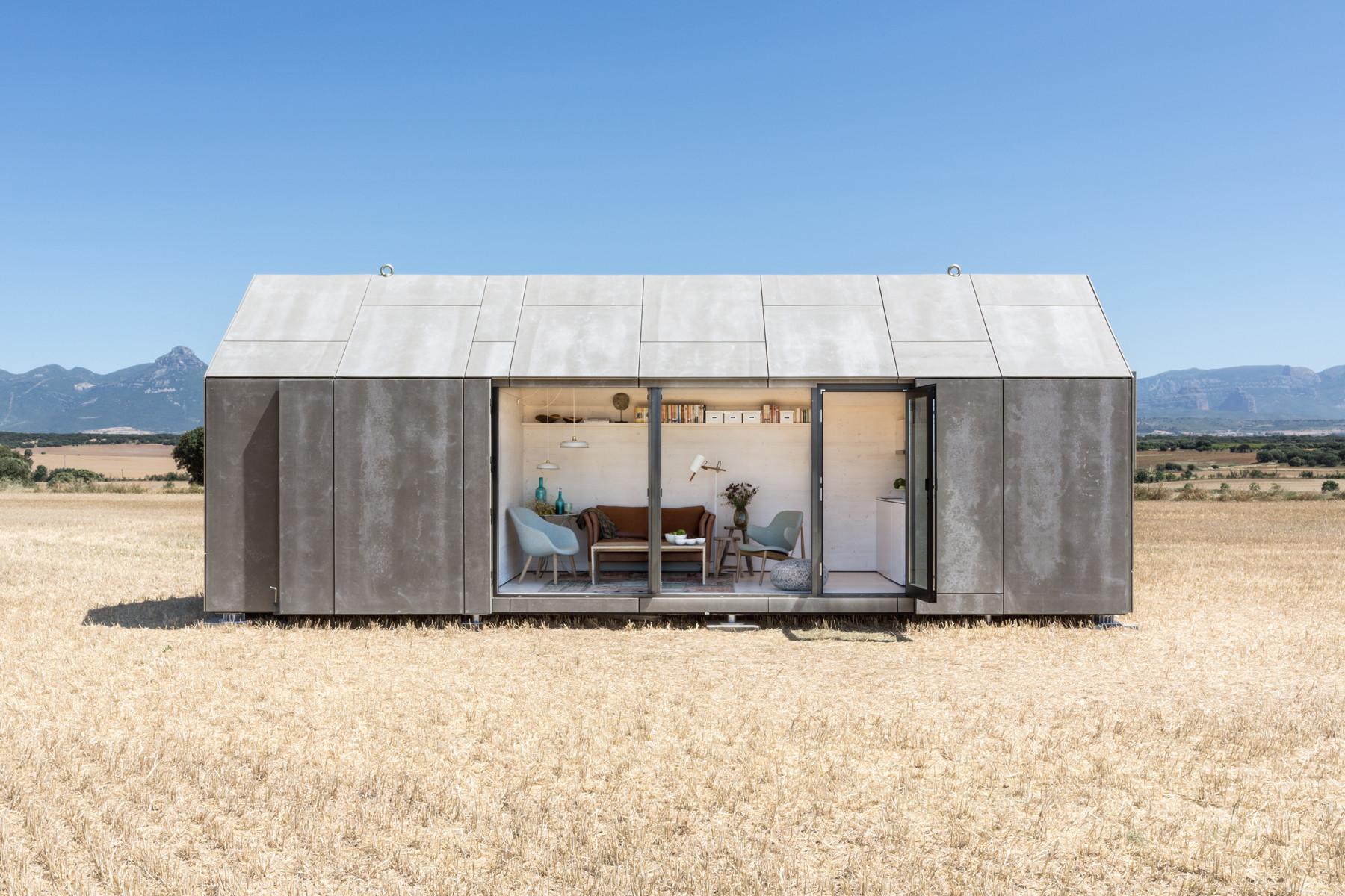 Casa Transportable ÁPH80 / Ábaton Arquitectura