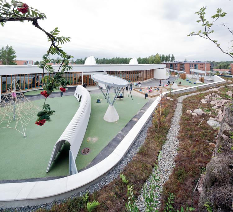 Casa das Crianças em Saunalahti / JKMM Architects, © Mika Huisman