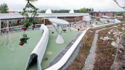 Casa das Crianças em Saunalahti / JKMM Architects