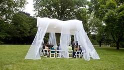 'Balance Through Buoyancy' Floatastic Pavilion / QASTIC Lab