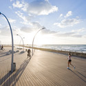Tel Aviv Port by Mayslits Kassif Architects, 2008 . Image © Iwan Baan