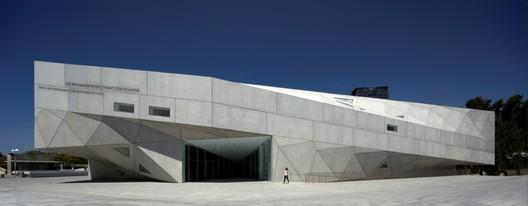 Tel Aviv Museum of Art – Extension by Preston Scott Cohen, 2010. Image © Amit Geron