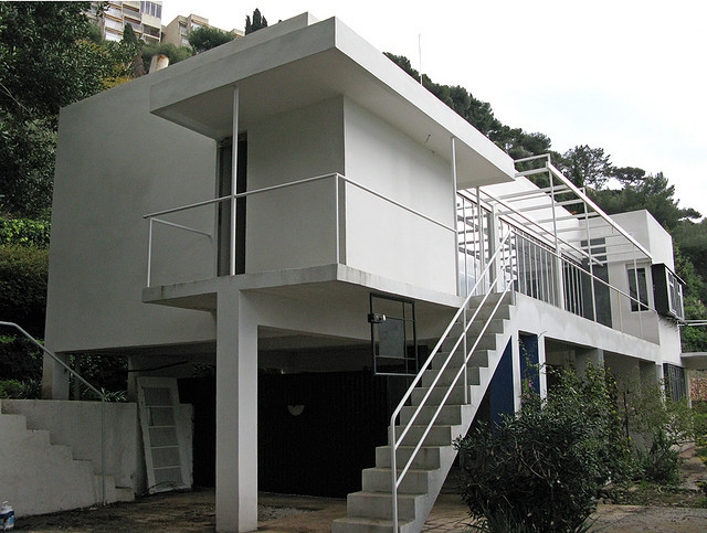 The Controversy Regarding The Restoration of Eileen Gray's E-1027, Image via Flickr. Used under <a href='https://creativecommons.org/licenses/by-sa/2.0/'>Creative Commons</a>