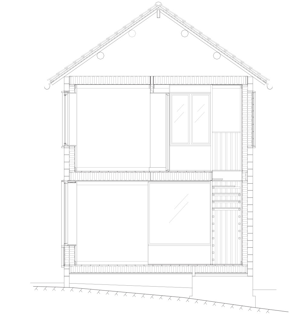 Summer house diagram wiring library gallery of summer house general architecture 18 rh archdaily com northern summer diagram northern summer diagram asfbconference2016 Images