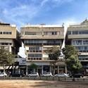 Housing buildings at Kikar Hamedina, a master plan by Óscar Niemeyer in Tel-Aviv. Image © ArchDaily