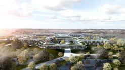 Nyt Hospital Nordsjælland Shortlisted Proposal / BIG