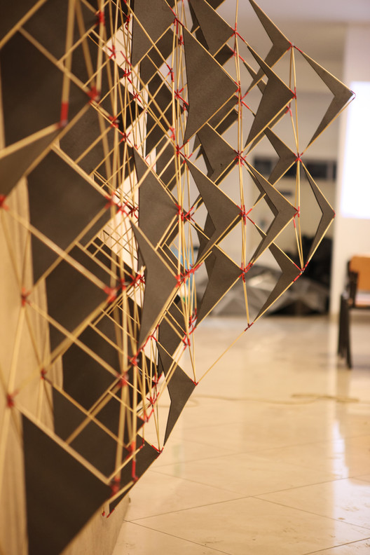 Innovative Prototyping @ Dynamic Fields – Responsive Architecture Workshop Results, Project 86. Image © Studio F64