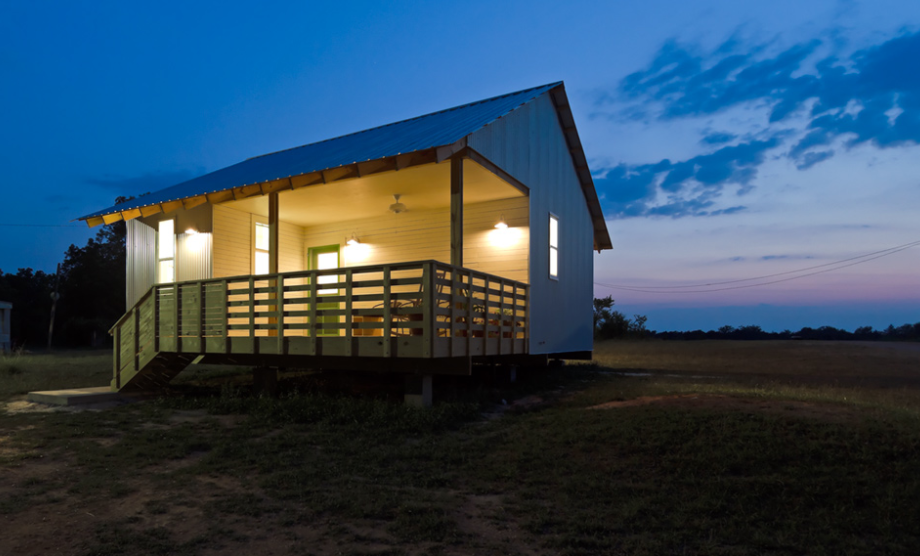 Rural studio celebrates 20th anniversary with eight 20k for Build a home for 20k