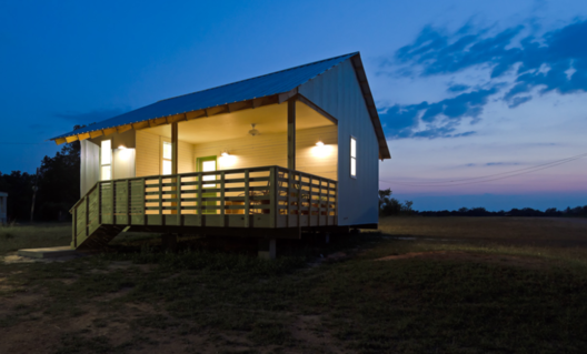 """Joanne's House"" by Rural Studio. Image Courtesy of Auburn University Rural Studio"
