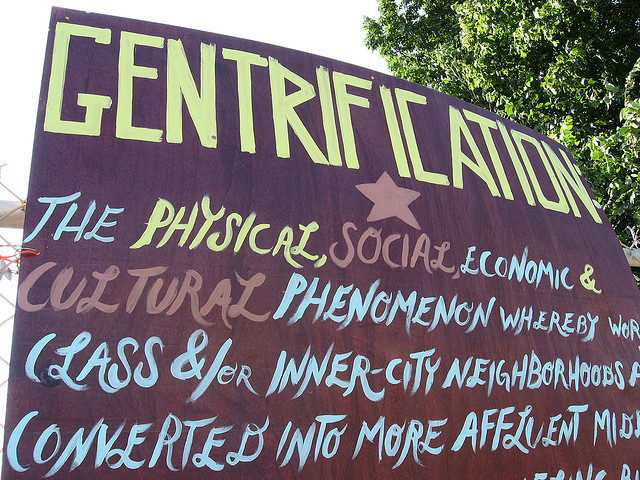 Criticizing Gentrification: The Ultimate Hypocrisy?, Image via Flickr. Used under <a href='https://creativecommons.org/licenses/by-sa/2.0/'>Creative Commons</a>