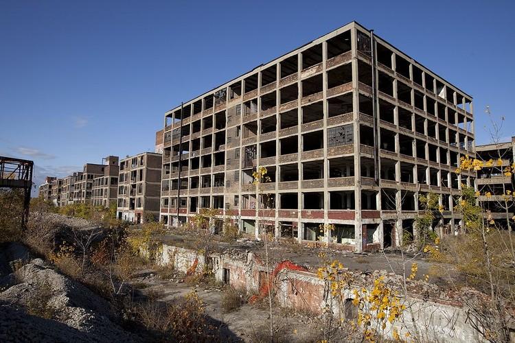Lições da quebra de Detroit, © Wikimedia Commons