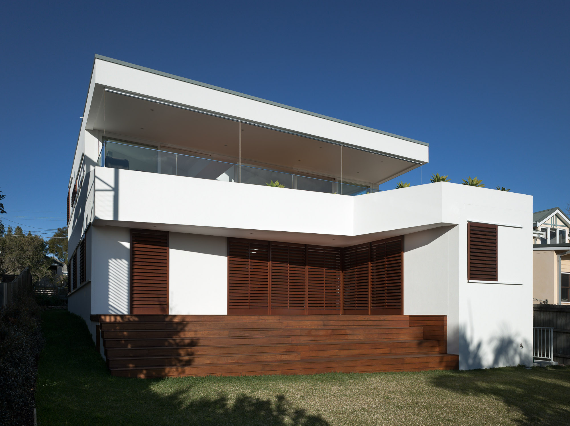 Gallery Of House In Greenwich Volpatohatz Sa 4