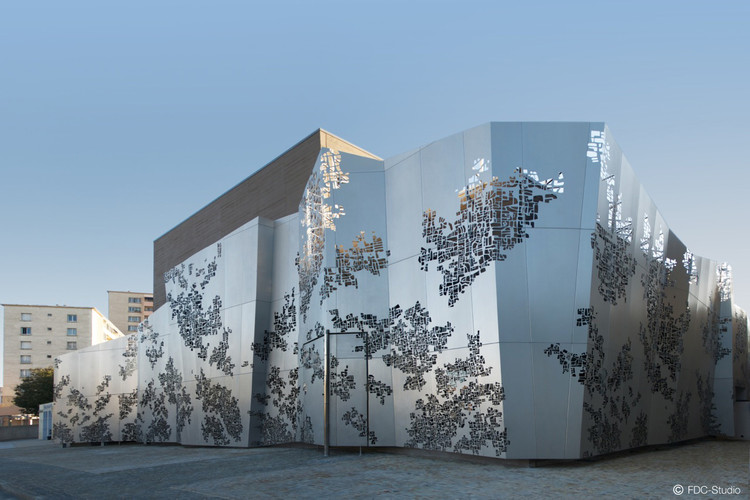The House of Chutes-Lavie / Damien Fluchaire & Julien Cogne, Courtesy of FDC-Studio
