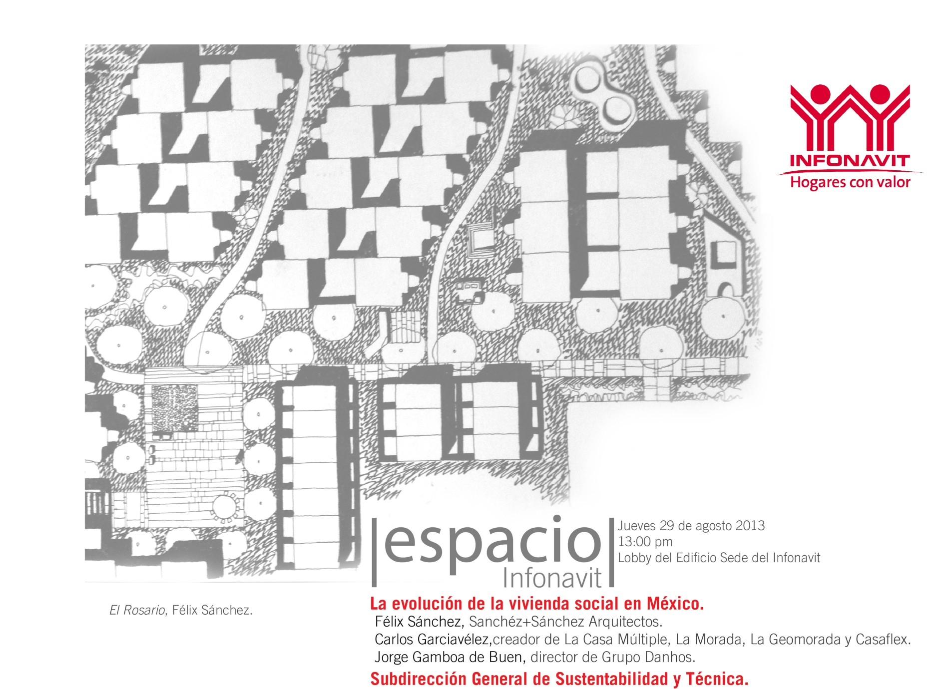 Espacio Infonavit 3 / La evolución de la vivienda social en México, Cortesía de INFONAVIT