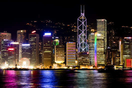 Hong Kong © Flickr User Chris Lee