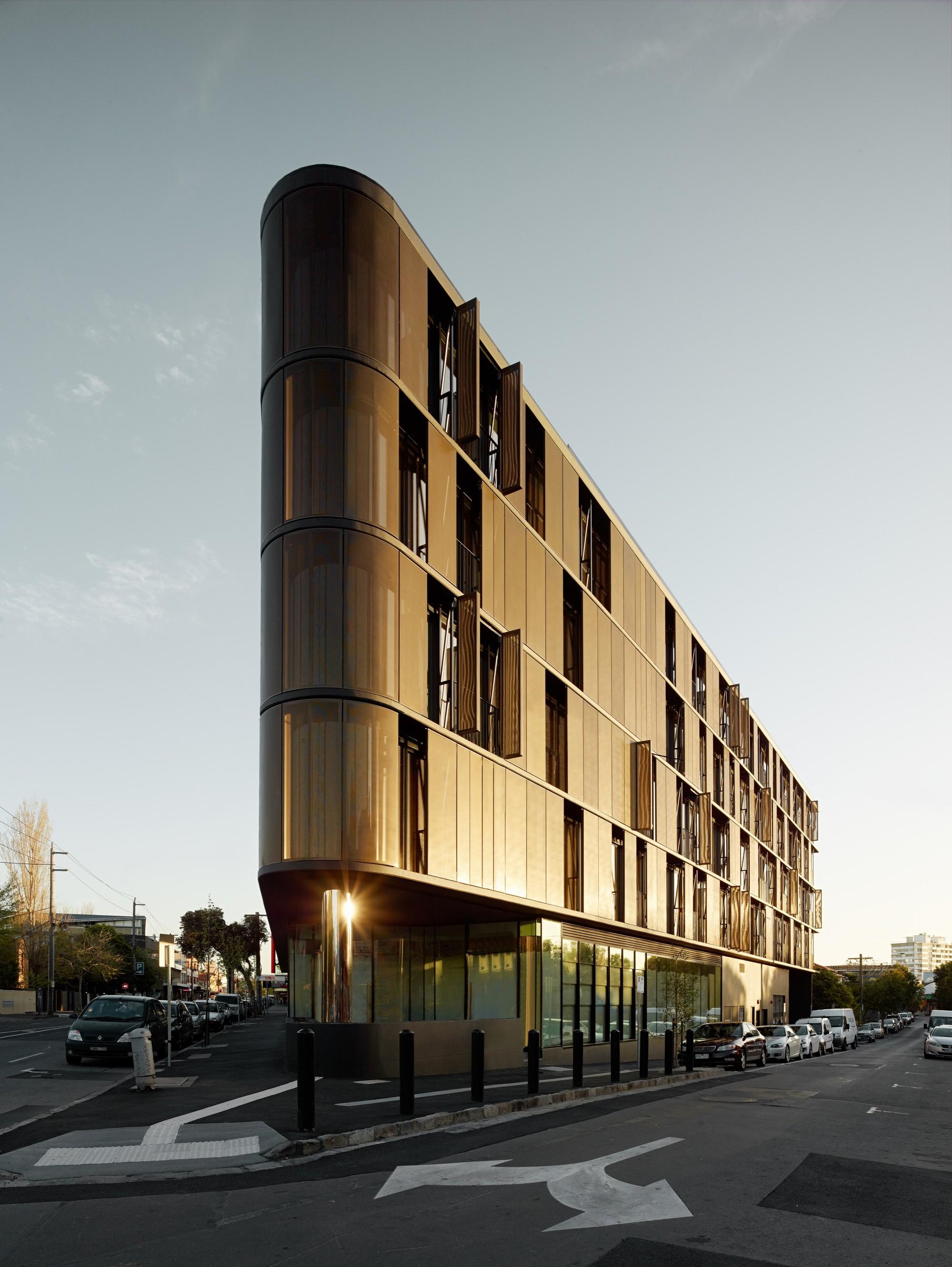 Edifício Luna / Elenberg Fraser