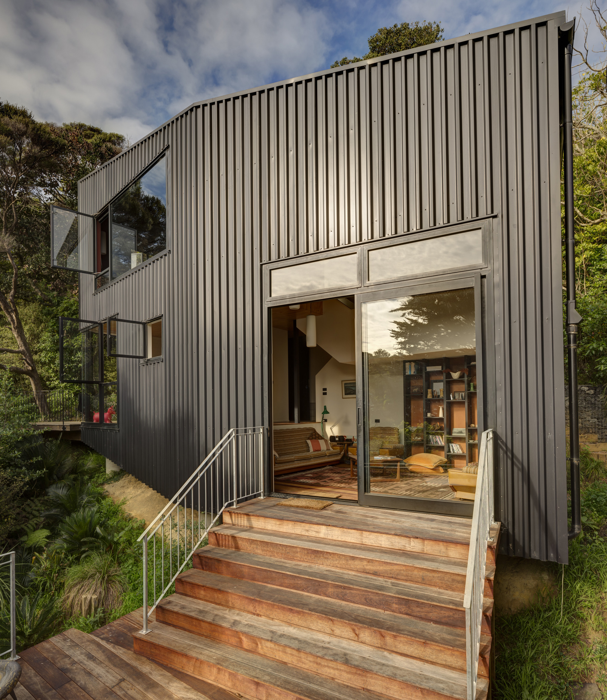 Blackpool House / Glamuzina Paterson Architects