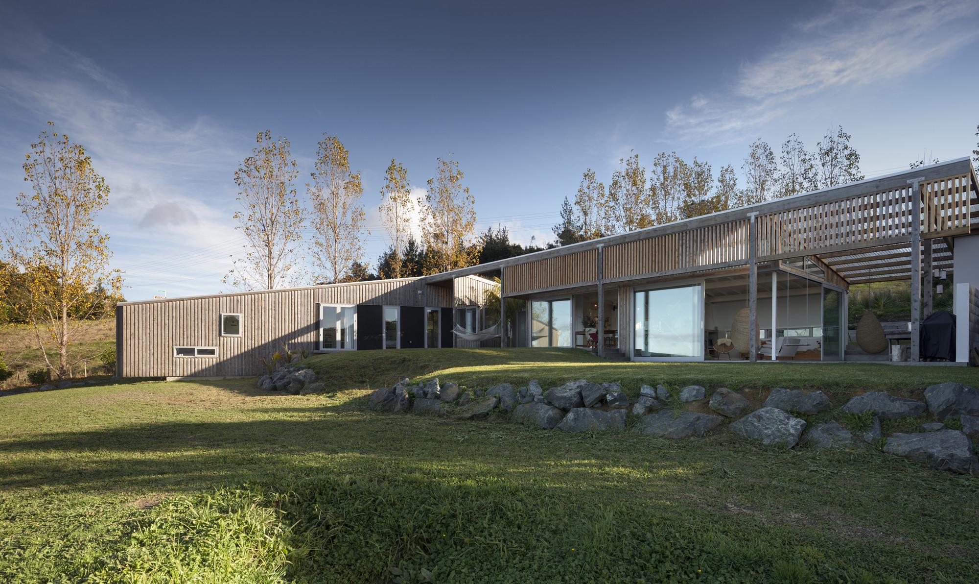 Brick Bay House / Glamuzina Paterson Architects, Courtesy of Glamuzina Paterson Architects