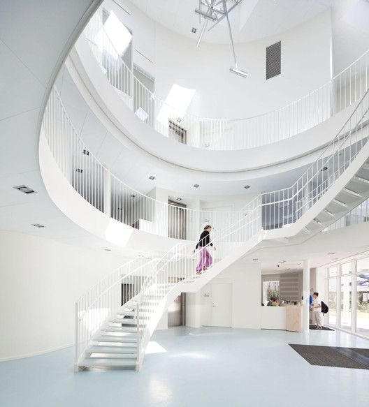 Green Lighthouse / Christensen & Co Architects, © Adam Mørk