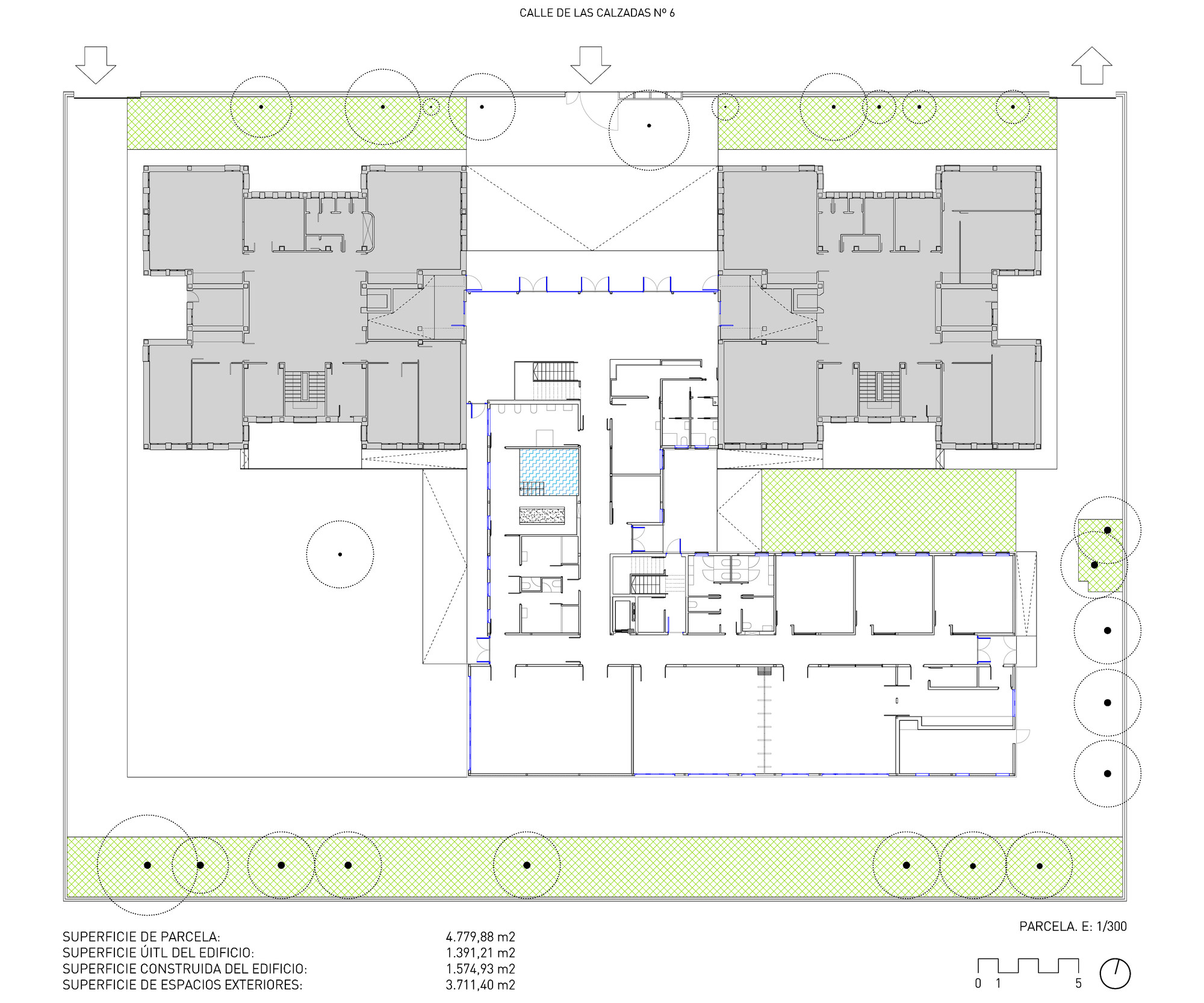 Classroom Layout Research : Gallery of extension the fray pedro ponce de leon