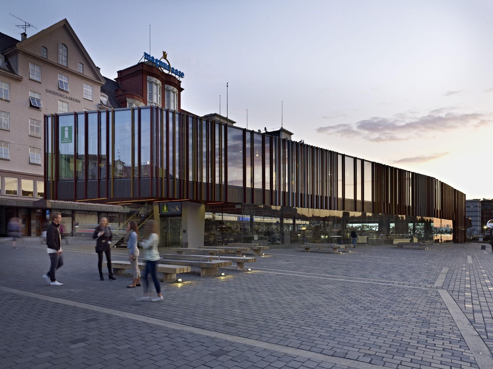 Gallery of Fish market in Bergen / Eder Biesel Arkitekter - 3