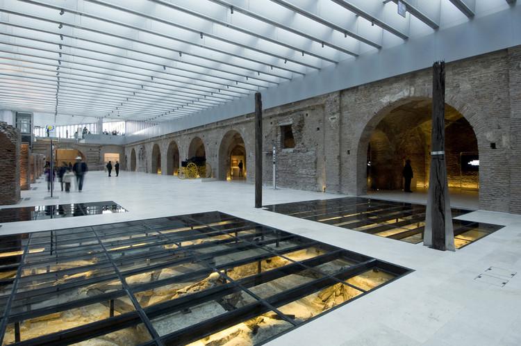Museu do Bicentenário / B4FS Arquitectos, Cortesia de B4FS