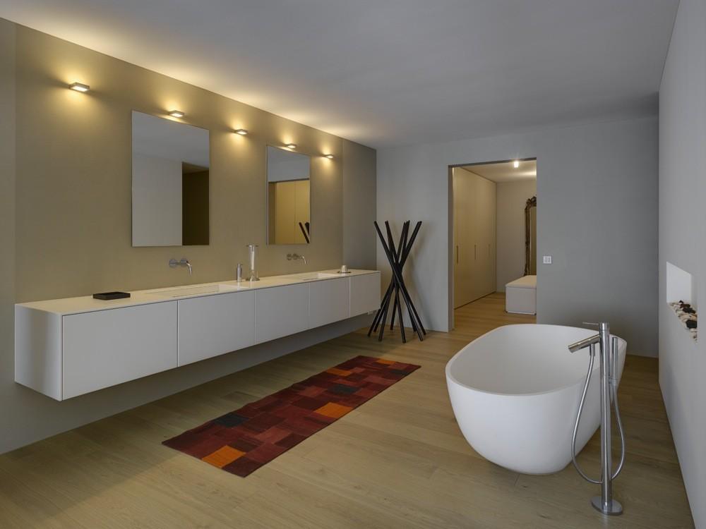gallery of urban villas alp architektur lischer partner 5. Black Bedroom Furniture Sets. Home Design Ideas
