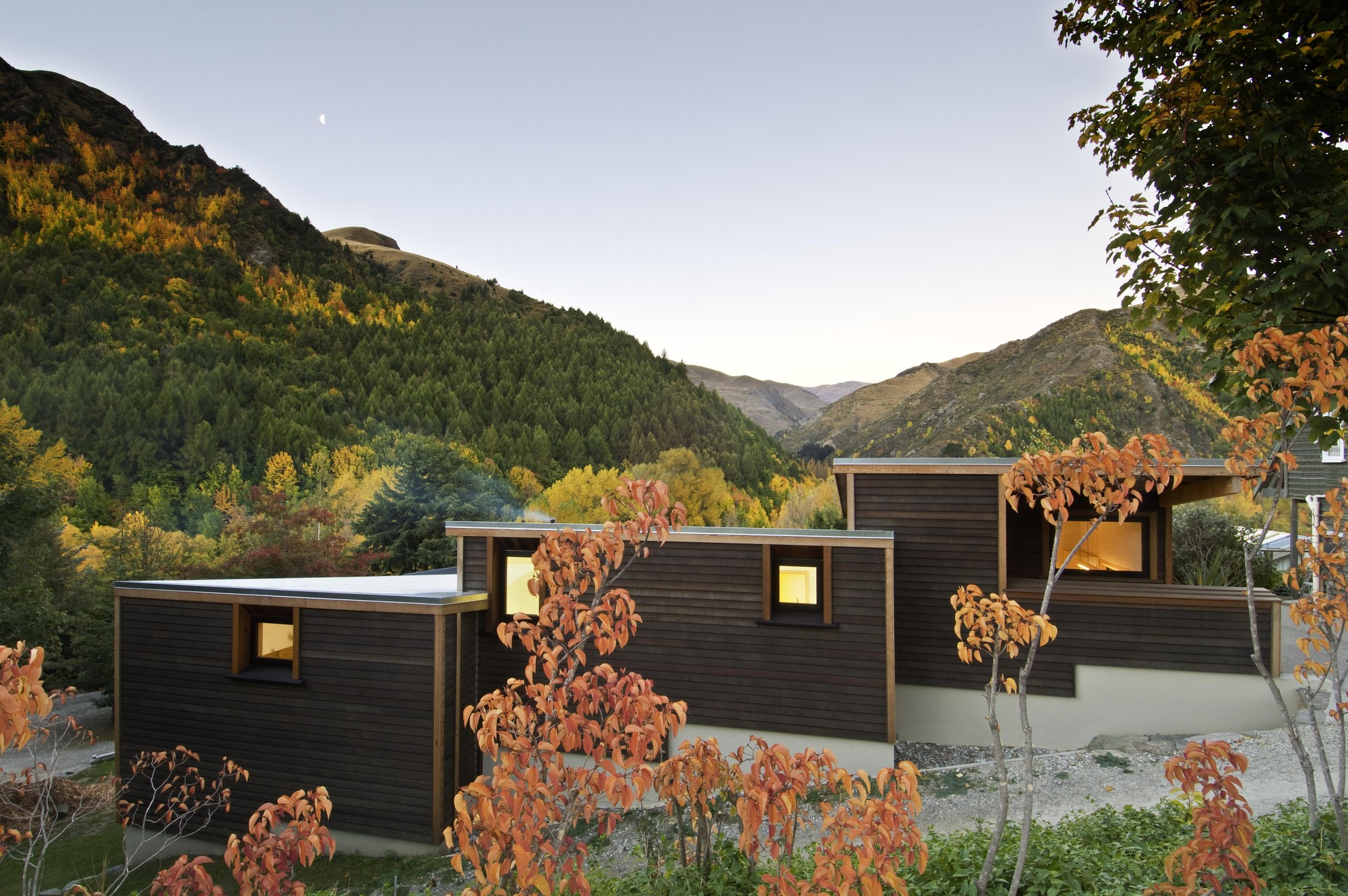 Arrowtown House / Kerr Ritchie