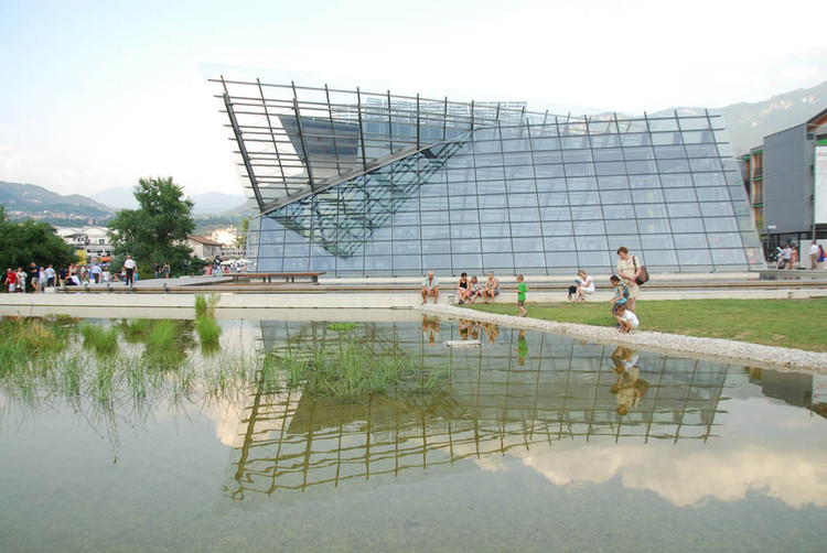 MUSE / Renzo Piano Building Workshop , © Shunji Ishida