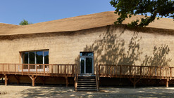Museum & Biodiversity Research Center / Guinée et Potin Architects