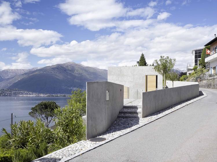 Nova Casa em Ranzo / Wespi de Meuron, © Hannes Henz