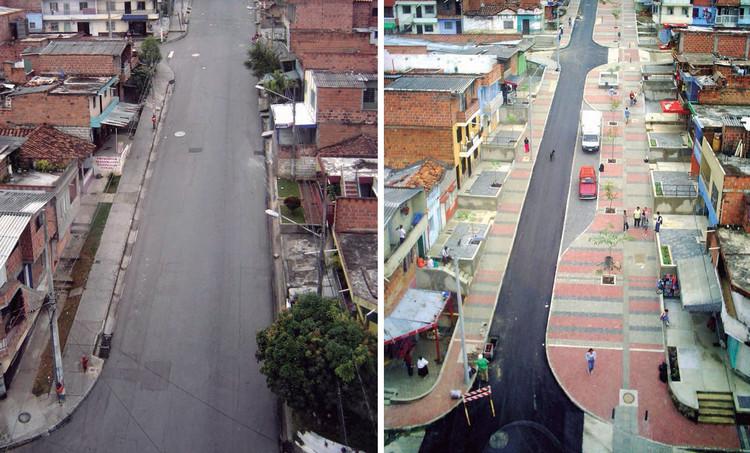 Prêmio Veronica Rudge Green  de Desenho Urbano anuncia os vencedores de 2013, Projeto de Integração Urbana Nordeste em Medellín, Colômbia, Cortesia de Harvard GSD