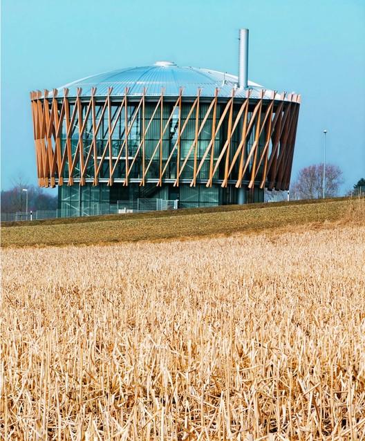 Planta de Energía de Biomasa / Matteo Thun & Partners, © Jens Weber