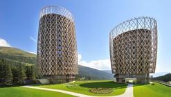 Residências Edel_Weiss / Matteo Thun & Partners