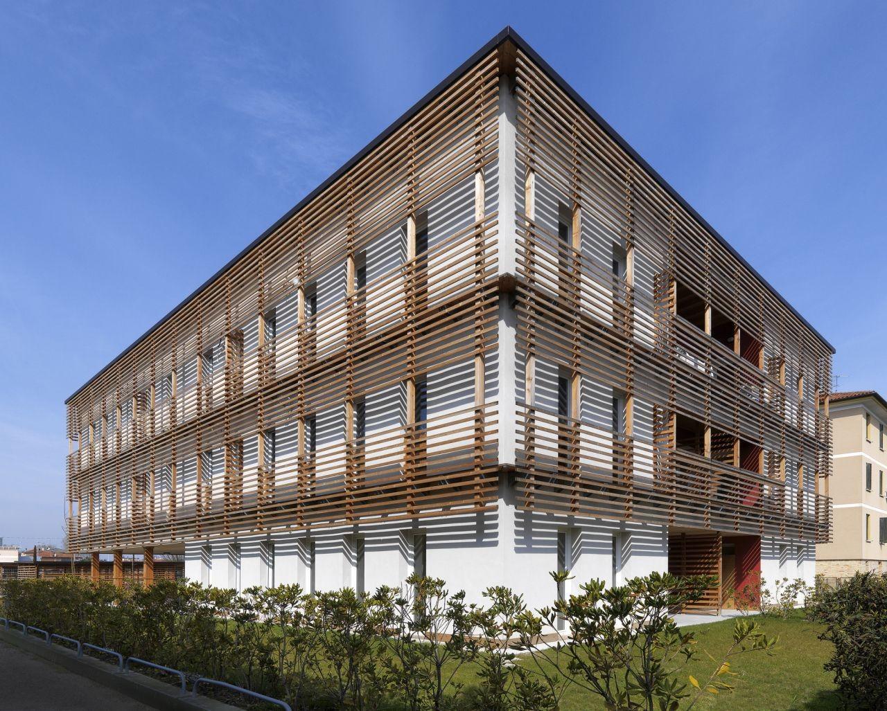 Social Houses in Motta di Livenza / Matteo Thun & Partners, © Daniele Domenicali