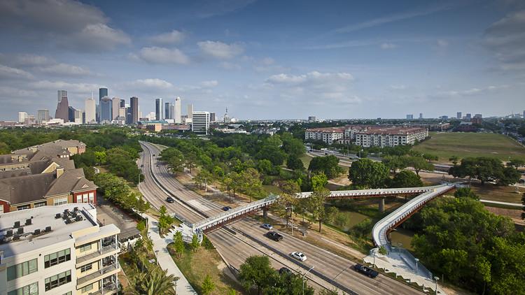 Projeto Urbano: Ponte de Pedestres Rosemont, repensando a passarela, © Via Plataforma Urbana