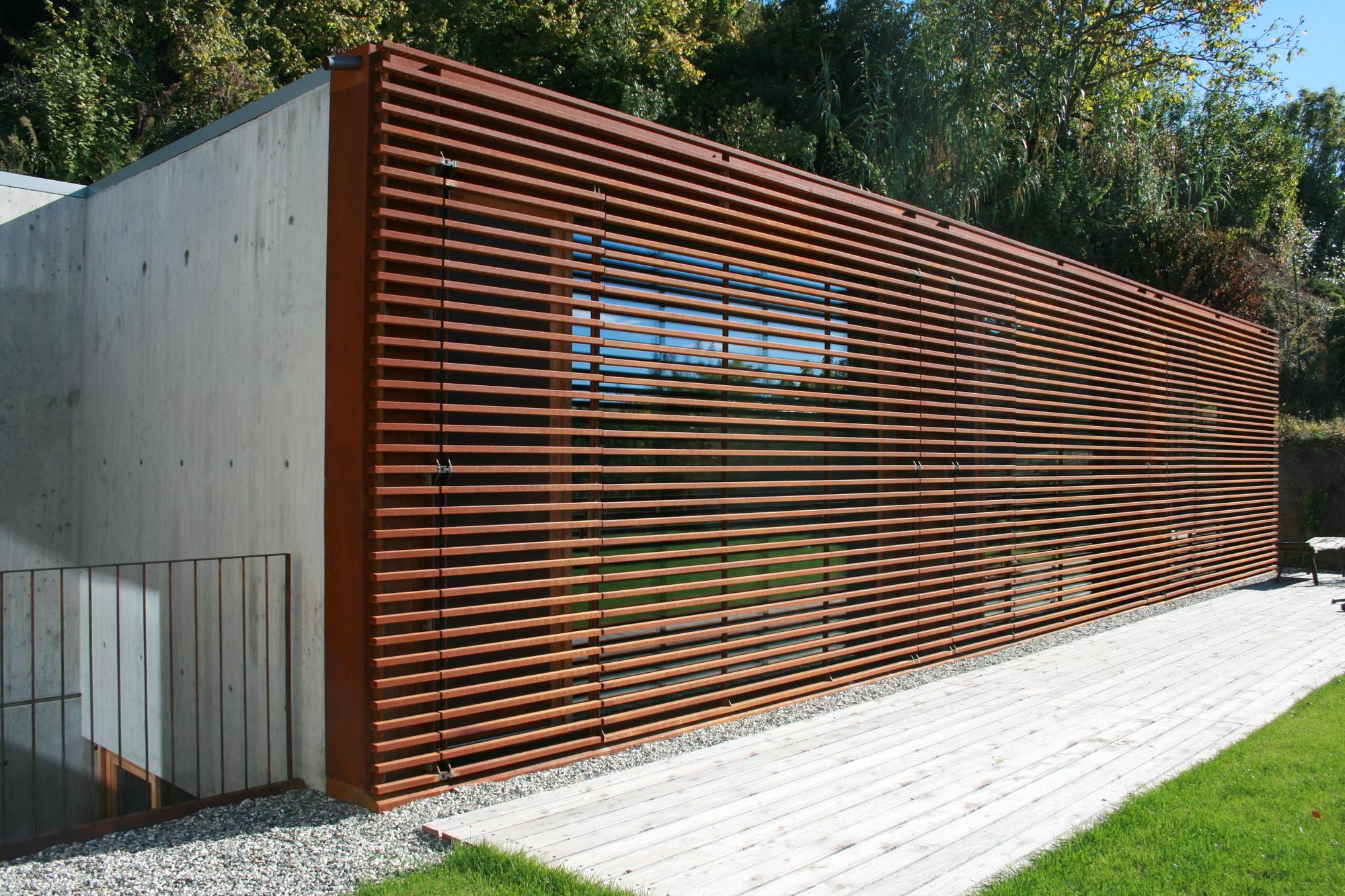 Gallery of casa y f l architetti 27 for Log casa architetti
