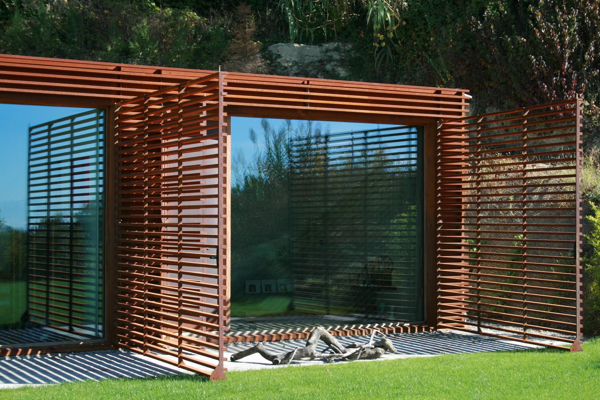 Gallery of casa y f l architetti 30 for Case arredate da architetti