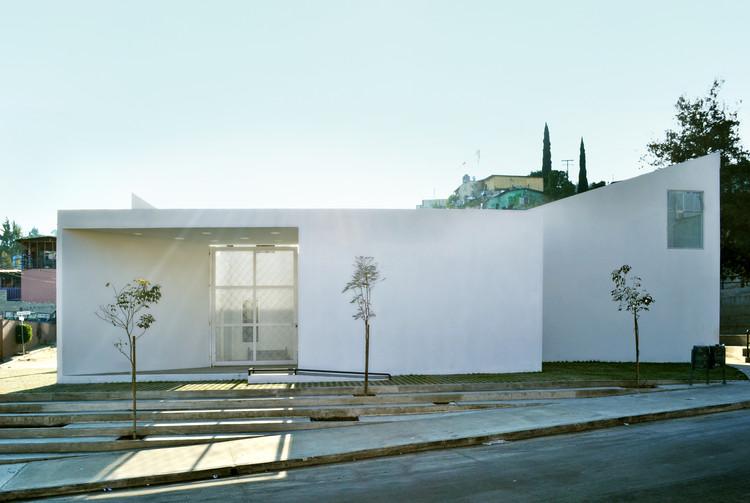 Biblioteca Casa de las Ideas / CROstudio, © CROstudio