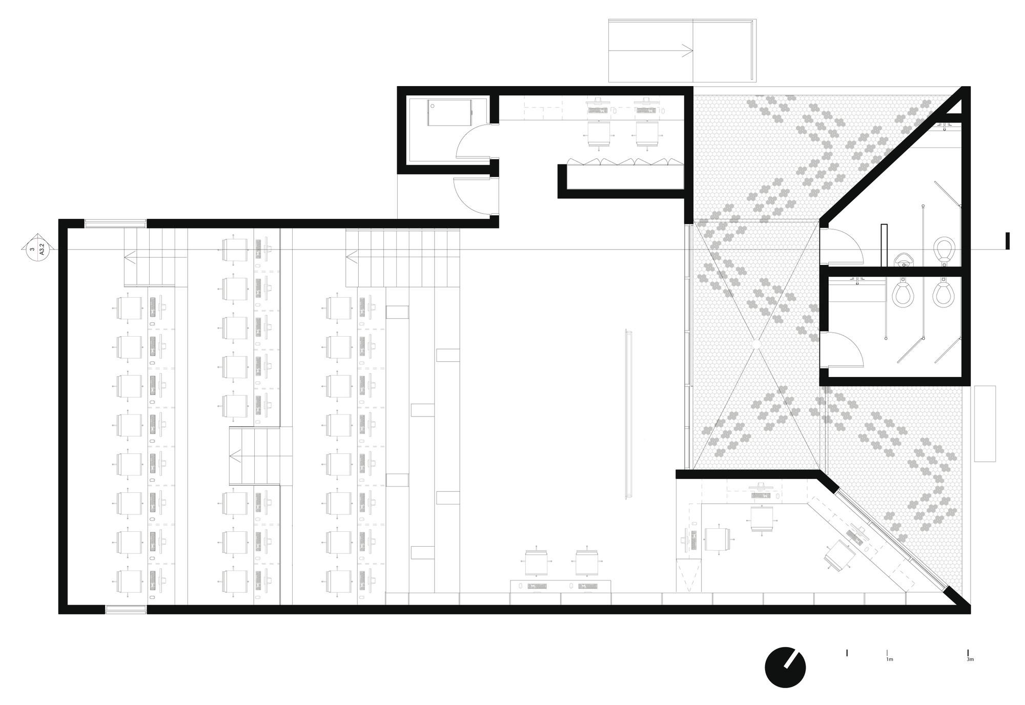 Gallery of casa de las ideas library crostudio 23 - Plano de la casa ...