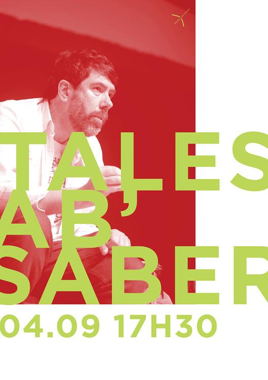Escola da Cidade promove palestra com Tales Ab'Saber, Cortesia de Escola da Cidade