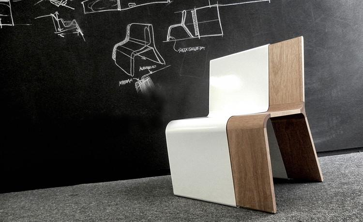 Cadeira Guarda / Alberto Villarreal, Cortesia de Alberto Villarreal