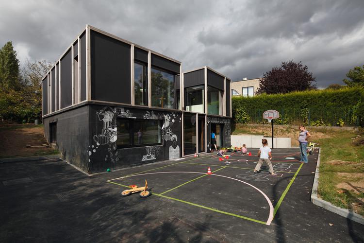 Casa Passiva / BLAF Architecten, © Stijn Bollaert